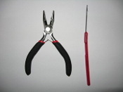 Needle-Nosed Pliers and Needle-Hook