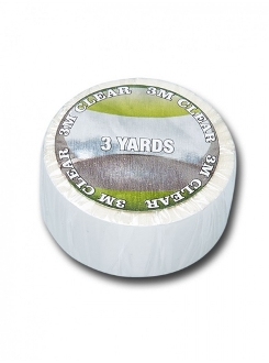 "Clear 3/4"" Tape Roll by Jon Renau - 3 Yards"